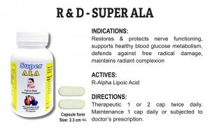 R & D Super ALA