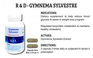 R & D Gymnema Sylvestre