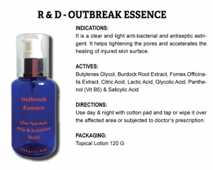 R & D Outbreak Essence