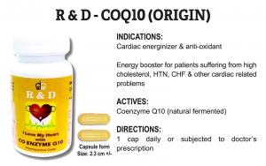 R & D Co-Q10 (Origin)